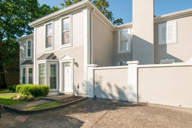 124 Acklen Park Dr #124, Nashville, TN 37203 (MLS #1952709) :: The Easling Team at Keller Williams Realty
