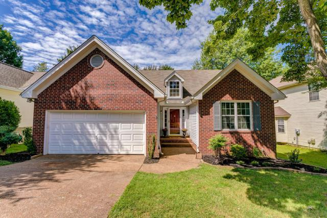304 Crooked Oak Ct, Franklin, TN 37067 (MLS #1952783) :: The Easling Team at Keller Williams Realty