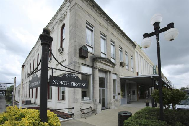 133 North 1st Street, Pulaski, TN 38478 (MLS #1953225) :: Exit Realty Music City