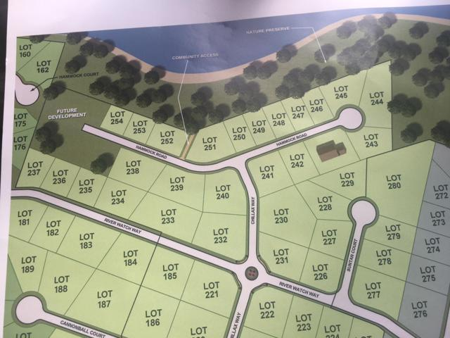 251 Hammock Lot ~ 251, Winchester, TN 37398 (MLS #1953556) :: RE/MAX Homes And Estates