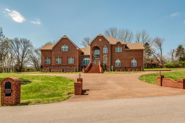 1035 Bates Ct, Hendersonville, TN 37075 (MLS #1953662) :: Living TN