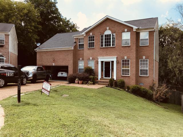 205 Caneel Cv, Hermitage, TN 37076 (MLS #1953827) :: Nashville on the Move