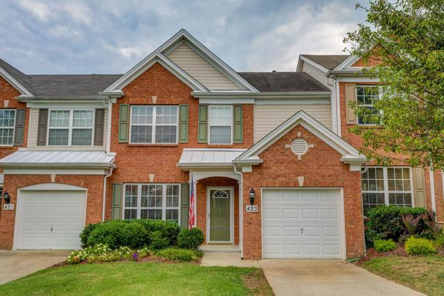 423 Old Towne Dr, Brentwood, TN 37027 (MLS #1954224) :: Nashville on the Move
