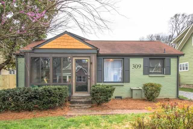 309 Antioch Pike, Nashville, TN 37211 (MLS #1954242) :: Armstrong Real Estate