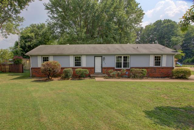 382 Sandlewood Dr, Clarksville, TN 37040 (MLS #1954322) :: Nashville on the Move