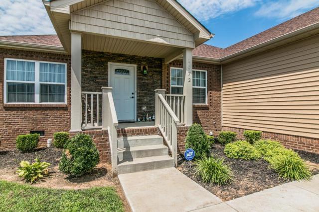 1072 Castlerock Dr, Clarksville, TN 37042 (MLS #1954664) :: Team Wilson Real Estate Partners