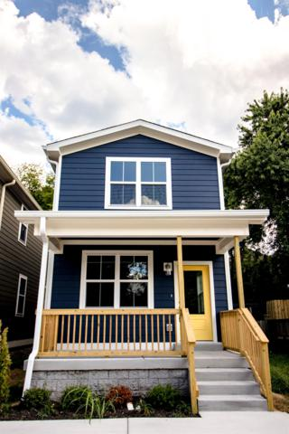 5513 B Winn Ave, Nashville, TN 37209 (MLS #1954792) :: Team Wilson Real Estate Partners