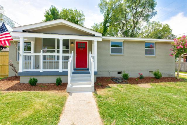 208 Cleveland St, Nashville, TN 37207 (MLS #1954908) :: CityLiving Group