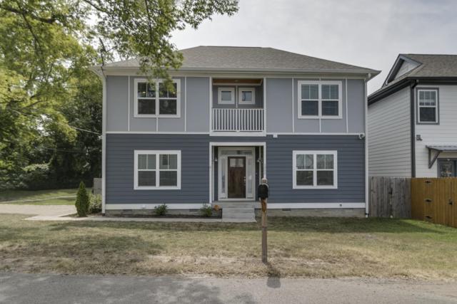 1302 63Rd Ave N, Nashville, TN 37209 (MLS #1955331) :: Team Wilson Real Estate Partners