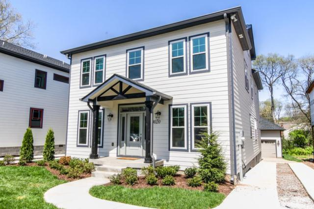 4020 Westlawn Drive, Nashville, TN 37209 (MLS #1955398) :: Team Wilson Real Estate Partners