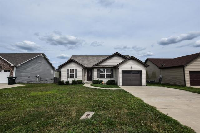 2193 Trophy Trc, Clarksville, TN 37040 (MLS #1955405) :: The Milam Group at Fridrich & Clark Realty
