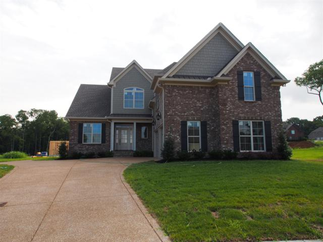125 Worcester's Point, Hendersonville, TN 37075 (MLS #1955912) :: HALO Realty