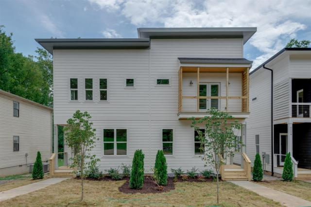 521 B Moore, Nashville, TN 37203 (MLS #1956076) :: Ashley Claire Real Estate - Benchmark Realty