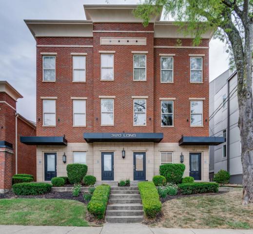 3120 Long Blvd Apt 101 #101, Nashville, TN 37203 (MLS #1956613) :: Nashville on the Move