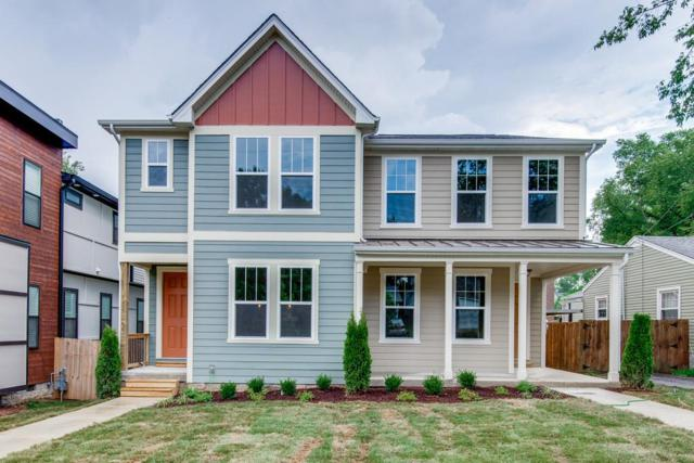 533 A Moore Ave, Nashville, TN 37203 (MLS #1956829) :: Ashley Claire Real Estate - Benchmark Realty