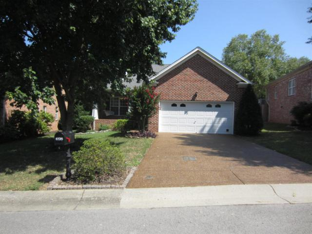 6136 Brentwood Chase Dr, Brentwood, TN 37027 (MLS #1957263) :: Ashley Claire Real Estate - Benchmark Realty