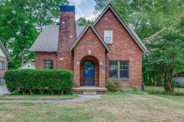 3813 Burrus, Nashville, TN 37216 (MLS #1957455) :: Team Wilson Real Estate Partners