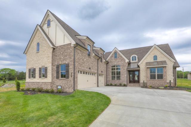 5161 Falling Water Rd, Nolensville, TN 37135 (MLS #1957559) :: Team Wilson Real Estate Partners