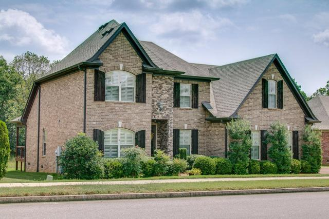 1567 Hunt Club Blvd, Hendersonville, TN 37075 (MLS #1957739) :: Ashley Claire Real Estate - Benchmark Realty