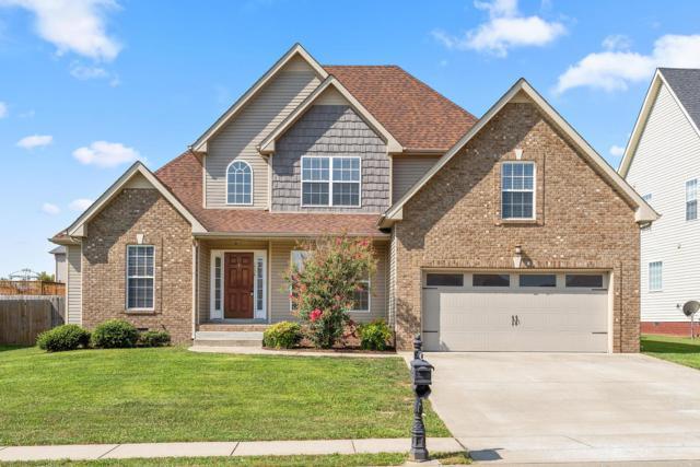 1538 Cobra Ln, Clarksville, TN 37042 (MLS #1958036) :: Team Wilson Real Estate Partners