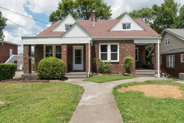 914 Caruthers Ave, Nashville, TN 37204 (MLS #1958416) :: Group 46:10 Middle Tennessee