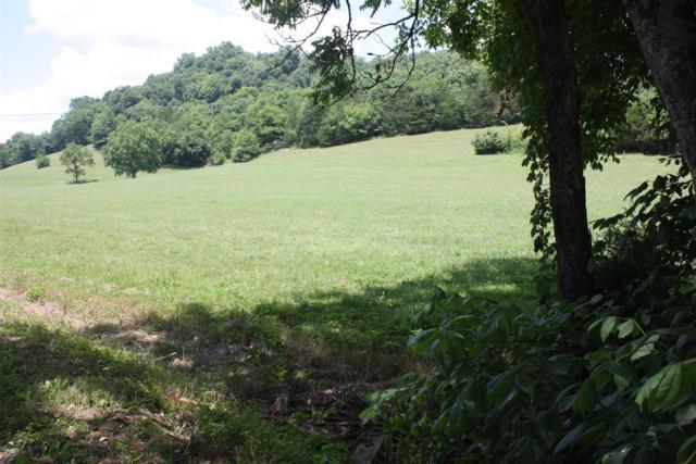 0 Puncheon Camp Rd, Tract 8, Bell Buckle, TN 37020 (MLS #1958680) :: The Matt Ward Group