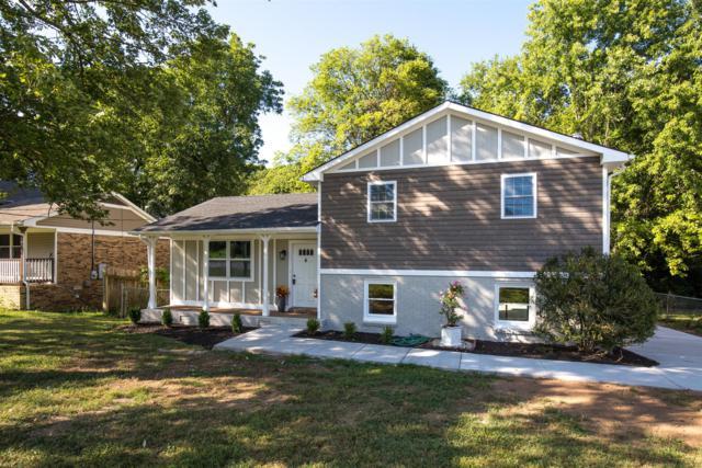 449 Rockwood Dr, Hermitage, TN 37076 (MLS #1958777) :: The Huffaker Group of Keller Williams
