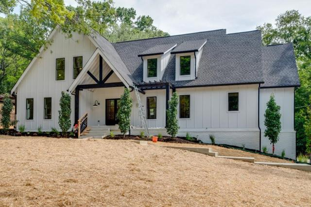 506 Hillwood Blvd, Nashville, TN 37205 (MLS #1958918) :: Nashville On The Move