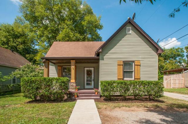707 45Th Ave N, Nashville, TN 37209 (MLS #1958963) :: DeSelms Real Estate