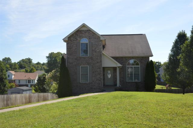 1023 Bluejay Ln, Clarksville, TN 37043 (MLS #1959104) :: Team Wilson Real Estate Partners