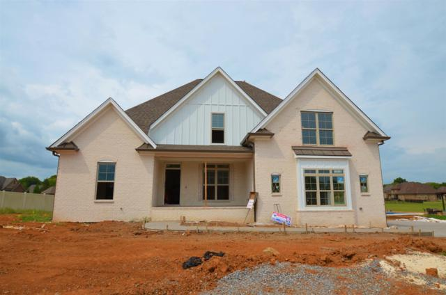 140 Springfield Dr. #140, Lebanon, TN 37087 (MLS #1959339) :: The Milam Group at Fridrich & Clark Realty