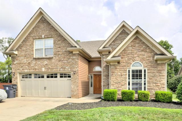 1241 Judge Cir, Clarksville, TN 37043 (MLS #1959351) :: Team Wilson Real Estate Partners