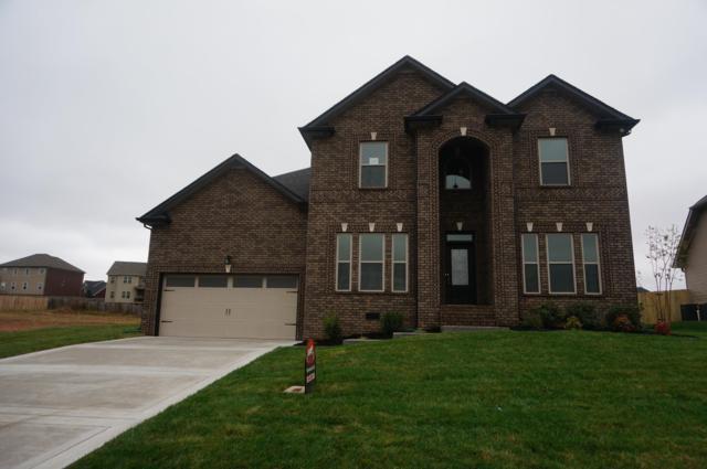 46 Terraces, Clarksville, TN 37040 (MLS #1959399) :: John Jones Real Estate LLC