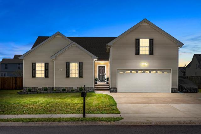 3758 Bret Drive, Clarksville, TN 37040 (MLS #1959536) :: Nashville On The Move | Keller Williams Green Hill