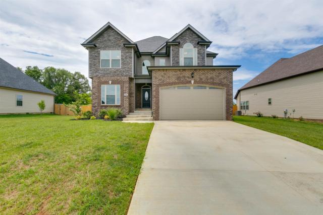 744 Lillian Grace Lot 51, Clarksville, TN 37043 (MLS #1959579) :: Team Wilson Real Estate Partners