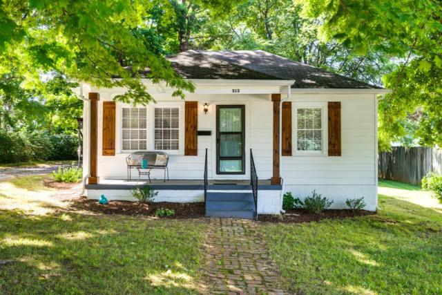 513 Green Acres Dr, Columbia, TN 38401 (MLS #1959648) :: Ashley Claire Real Estate - Benchmark Realty