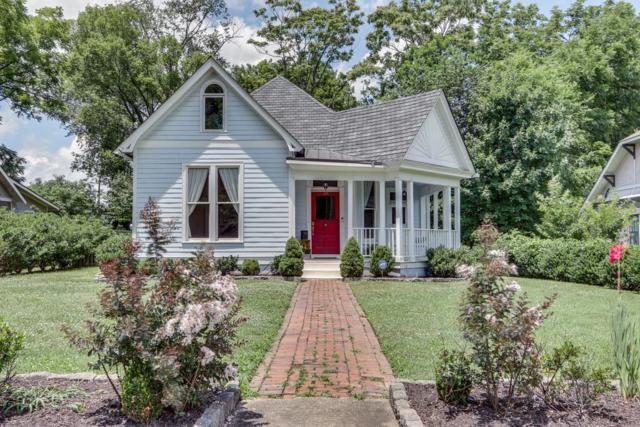 820 Benton Ave, Nashville, TN 37204 (MLS #1960055) :: DeSelms Real Estate