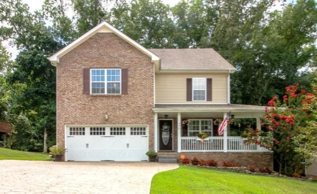 570 Winding Bluff Way, Clarksville, TN 37040 (MLS #1960093) :: RE/MAX Homes And Estates