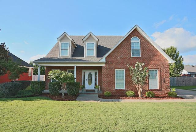 217 Red Jacket Trce, Murfreesboro, TN 37127 (MLS #1960119) :: RE/MAX Choice Properties