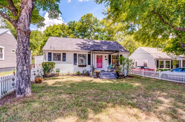 1241 Sunnymeade Dr, Nashville, TN 37216 (MLS #1960259) :: Nashville On The Move