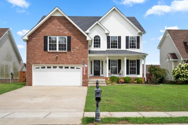 1409 Bruceton Dr, Clarksville, TN 37042 (MLS #1960386) :: Team Wilson Real Estate Partners