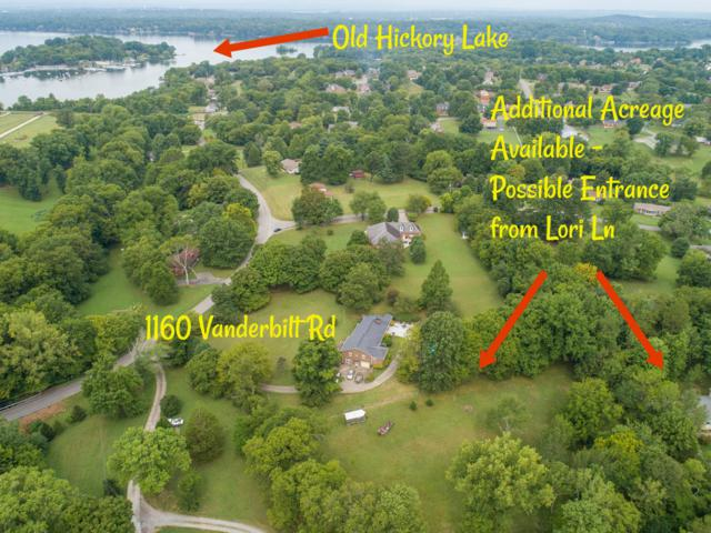 1160 Vanderbilt Rd, Mount Juliet, TN 37122 (MLS #1960427) :: Team Wilson Real Estate Partners