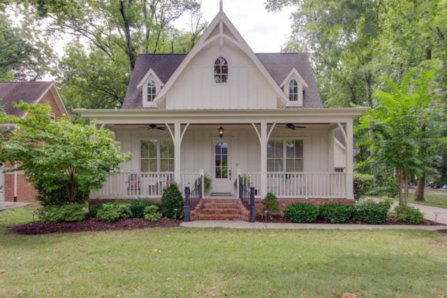 1005 Evans St, Franklin, TN 37064 (MLS #1960488) :: Nashville on the Move