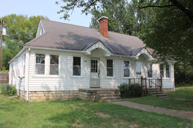 830 Tankersley Ave, Lewisburg, TN 37091 (MLS #1960496) :: REMAX Elite