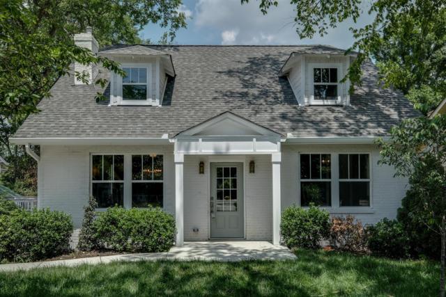 136 Woodmont Blvd, Nashville, TN 37205 (MLS #1960615) :: Team Wilson Real Estate Partners
