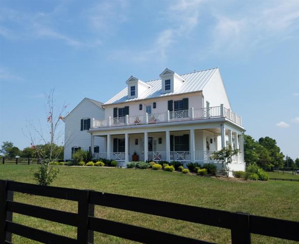 2109 Southern Preserve Ln, Franklin, TN 37064 (MLS #1960667) :: Felts Partners