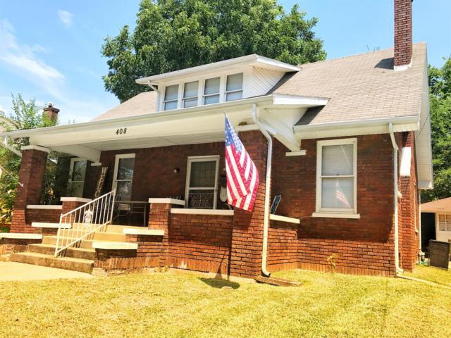 408 W Fifteenth Street, Hopkinsville, KY 42240 (MLS #1960669) :: Nashville On The Move