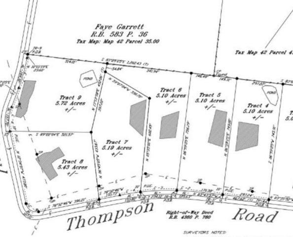 451 Paul Thompson Rd, Bethpage, TN 37022 (MLS #1960803) :: Felts Partners