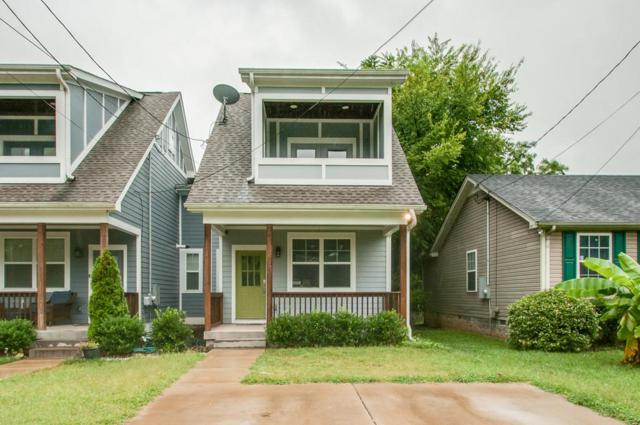 932 A Cahal Ave, Nashville, TN 37206 (MLS #1960975) :: The Huffaker Group of Keller Williams