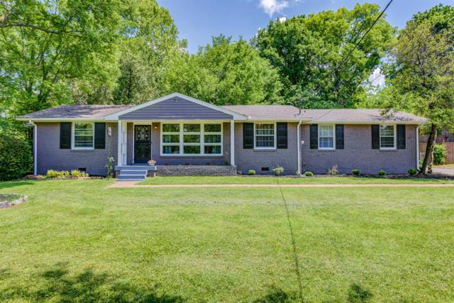 1104 Shiloh Dr, Nashville, TN 37205 (MLS #1961079) :: Nashville on the Move